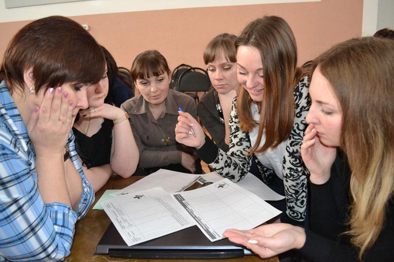 Заседание клубов «Пеликан» и «Союз горячих сердец» по теме: «Интерактивная стратегия компетентностно-ориентированного образования».