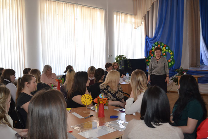 Открытие ежегодной Декады молодого специалиста «Педагогический дебют»